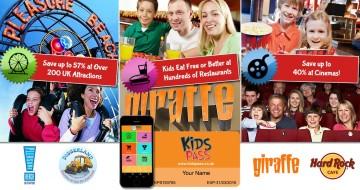 Kids Pass multi options